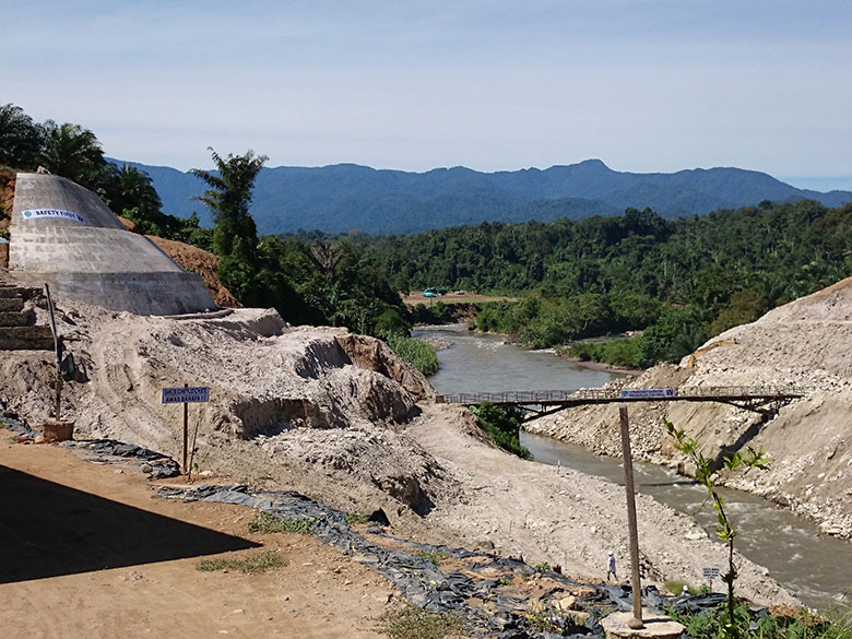 Sumatra – Hydro Electric Project