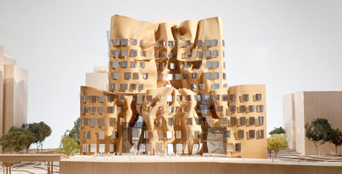 Gehry building