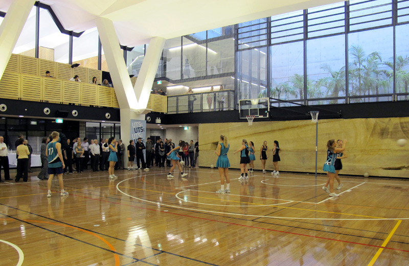 UTS MultiPurpose Sports Hall