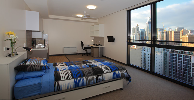 UTS Student accommodation