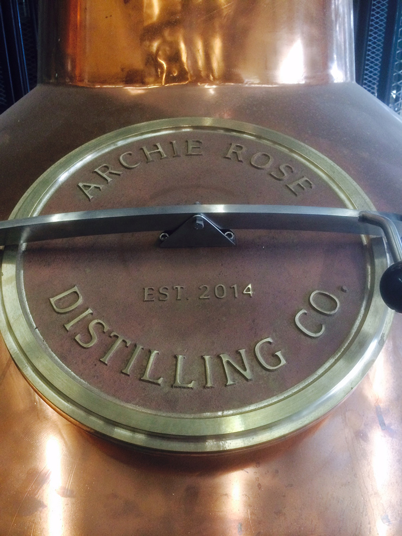 Archie Rose Distillery and Bar
