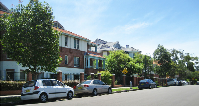 manors of mosman